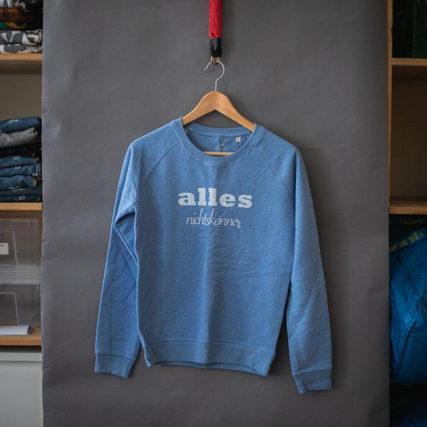 """( S ) Sweater / Pulli """"ALLES NICHTSKÖNNER"""""""