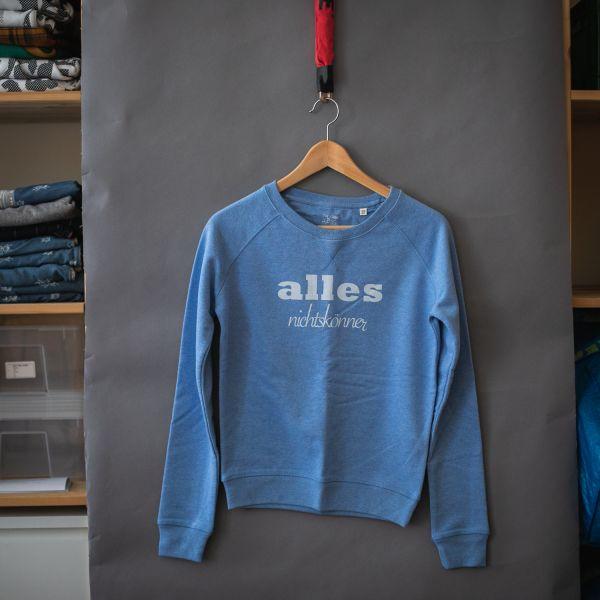 """( XS ) Sweater / Pulli """"ALLES NICHTSKÖNNER"""""""