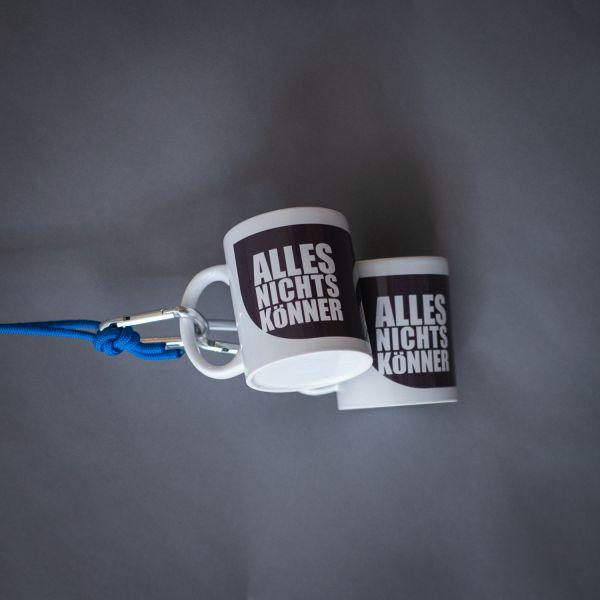 """sparSet - 2 Tassen """"ALLES NICHTS KÖNNER"""""""