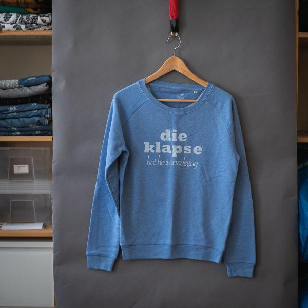 """( M ) Sweater / Pulli """"DIE KLAPSE HAT WANDERTAG"""""""
